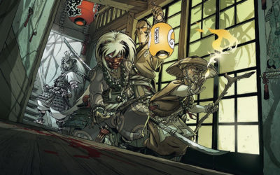 Jeux et BD : Okko Chronicles