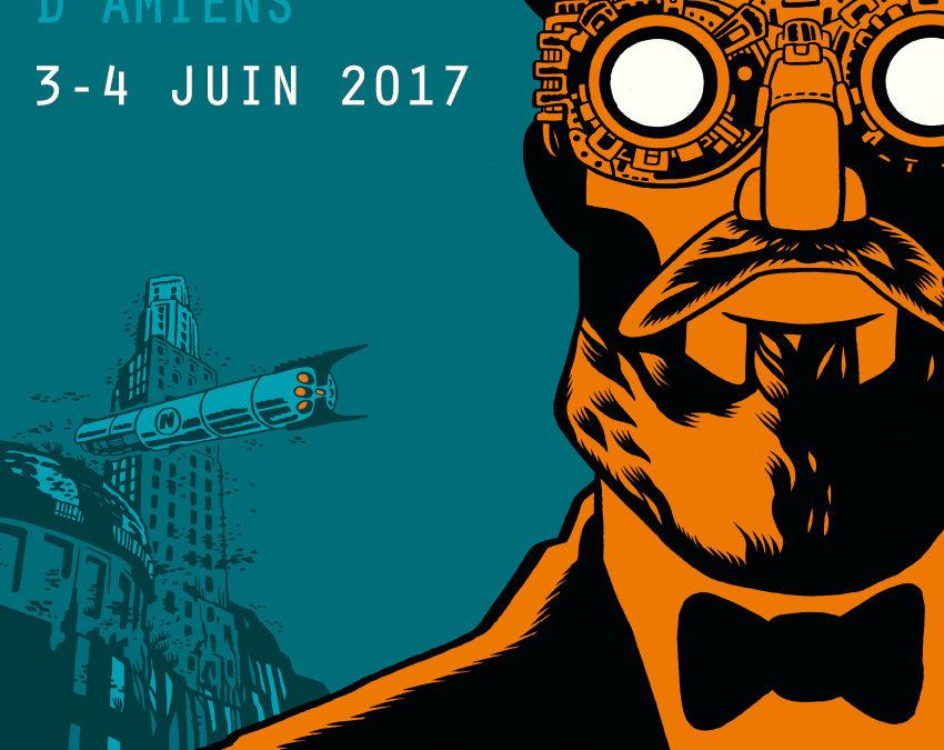 Les Rendez-Vous de la Bande Dessinée d'Amiens – Édition 2017