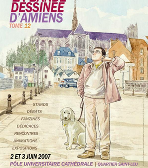 Les Rendez-Vous de la Bande Dessinée d'Amiens – Édition 2007