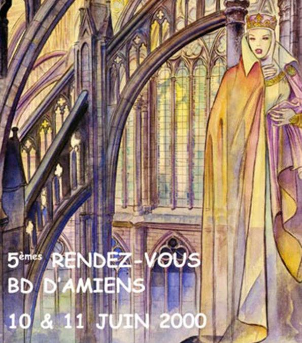 Les Rendez-Vous de la Bande Dessinée d'Amiens – Édition 2000