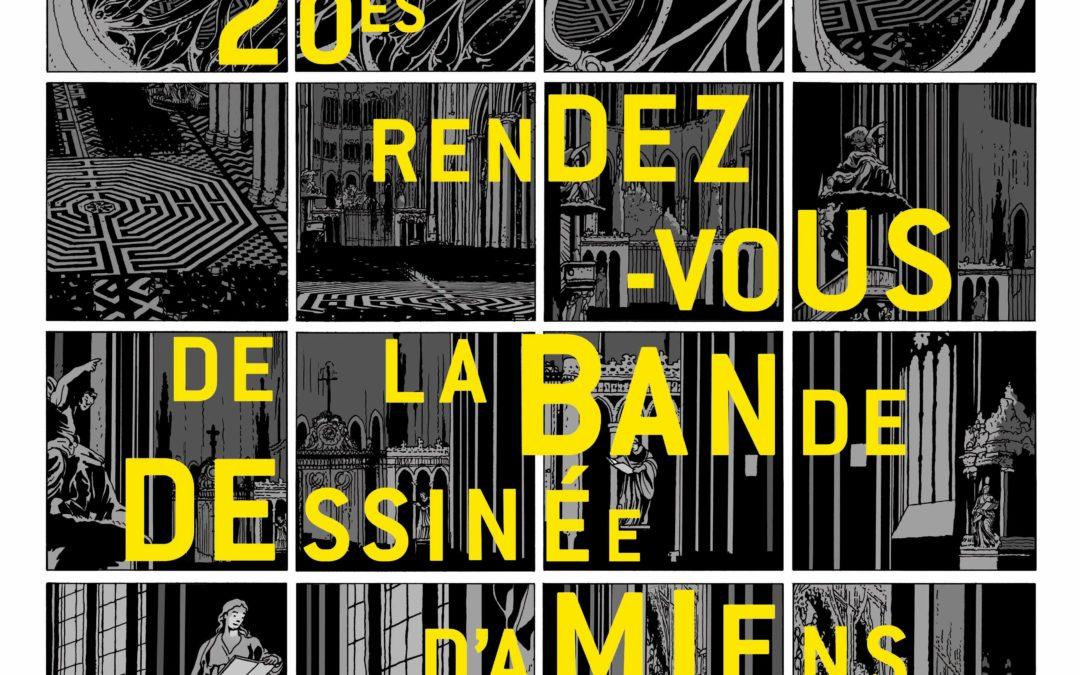 Les Rendez-Vous de la Bande Dessinée d'Amiens – Édition 2015