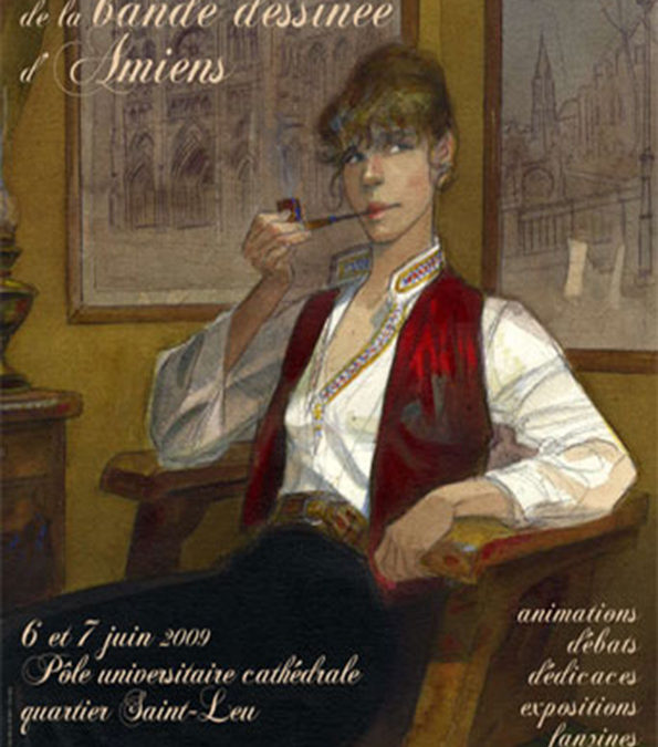 Les Rendez-Vous de la Bande Dessinée d'Amiens – Édition 2009