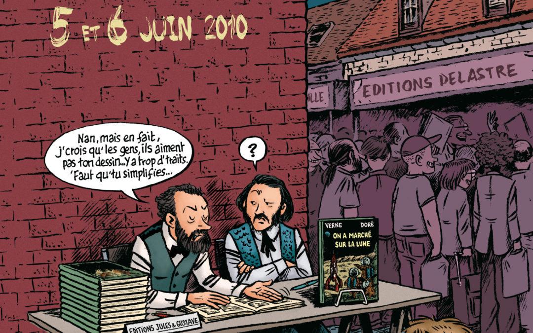 Les Rendez-Vous de la Bande Dessinée d'Amiens – Édition 2010