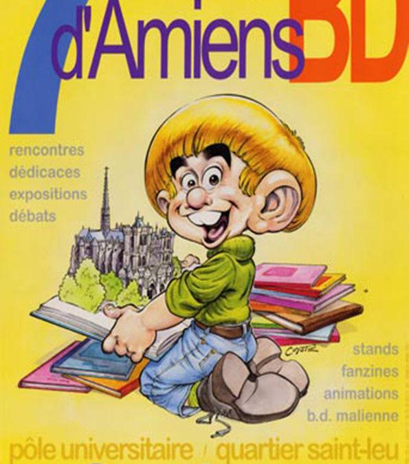 Les Rendez-Vous de la Bande Dessinée d'Amiens – Édition 2002