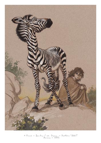 "Portfolio ""Zoo !"""