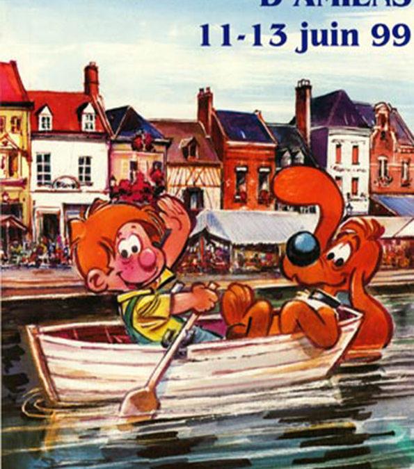 Les Rendez-Vous de la Bande Dessinée d'Amiens – Édition 1999