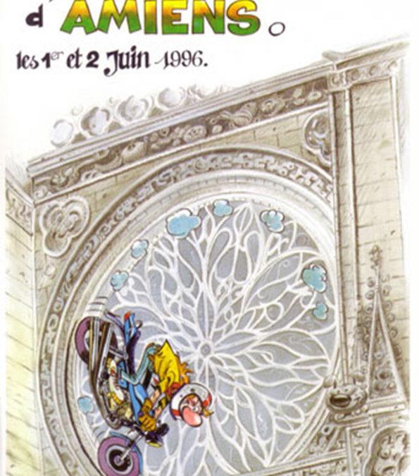 Les Rendez-Vous de la Bande Dessinée d'Amiens – Édition 1996