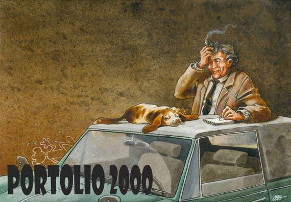 """Portfolio """"Dossiers du petit écran : les années 70"""""""