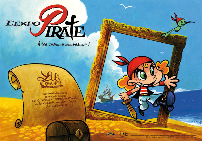 Expo pirate