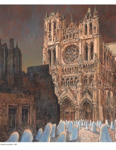 Affiche 800 ans Cathédrale