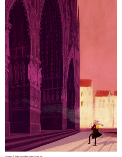 Affiche 25e édition du festival